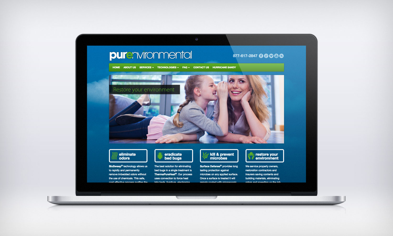 purenvironmental-website