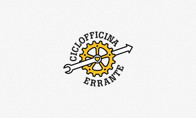 Ciclofficina-errante-logo