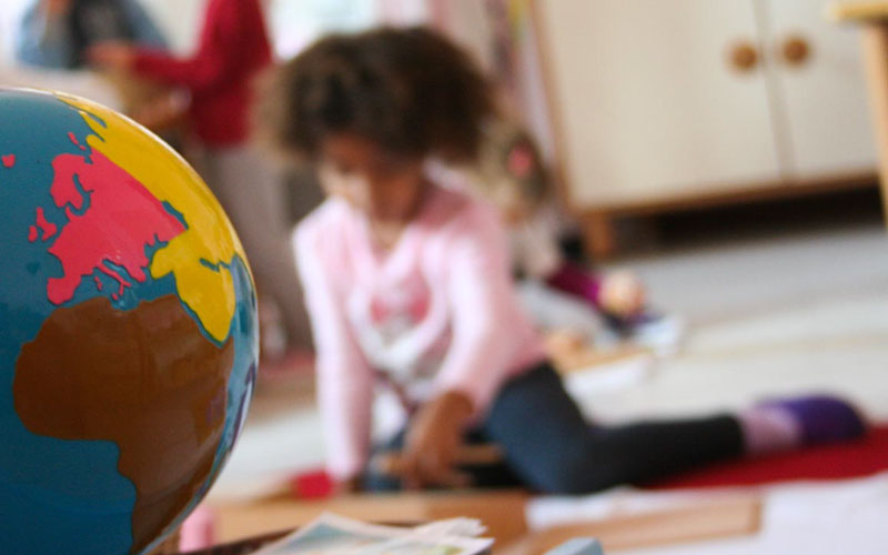 "International Bilingual School ""Maria Montessori"" (Mantova)"